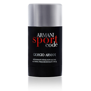 Desodorante Sport Code Stick 75 gr