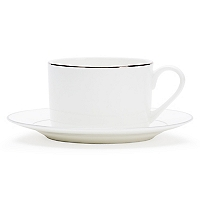Taza de T� con Platillo 158 ml