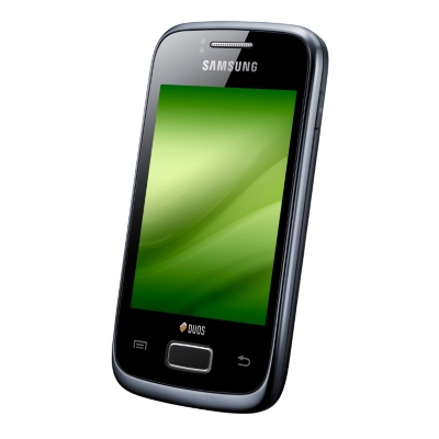 Smartphone Galaxy Dual Sim 6102 Claro