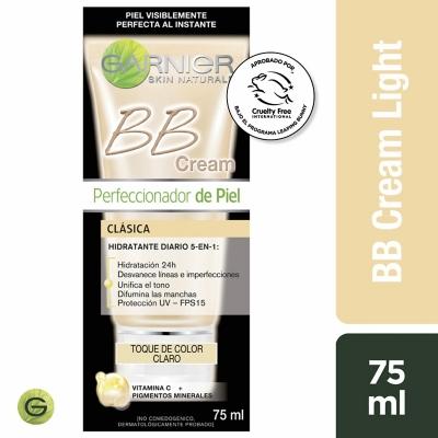 BB Cream Humectación + Base de Maquillaje Ligth Medium