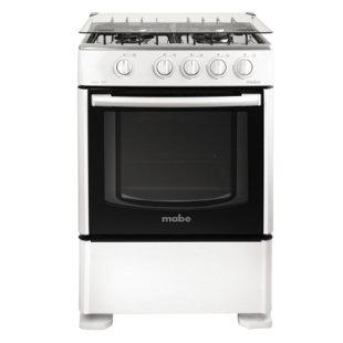 Cocina 4 quemadores cmc5510bch 0 mabe for Falabella cocinas