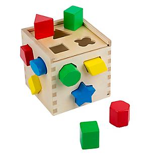 Cubo Encaje