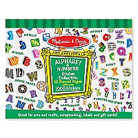 Sticker Colecci�n Alphabet