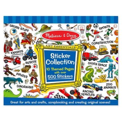 Sticker Colección Blue