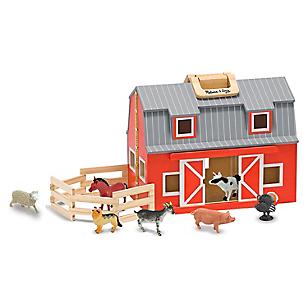 Fold gold Mini Barn