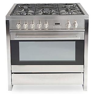 Cocina 5 Quemadores FS-90 X FS 90 Gas Licuado