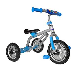 Triciclo Básico Azul