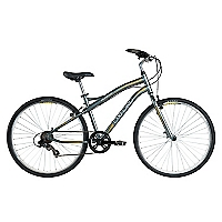 Bicicleta Aro 26 Capital Aluminio