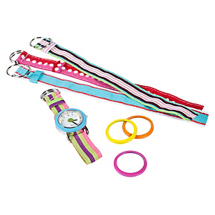 Set reloj intercambiable