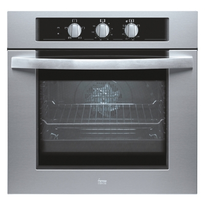 Horno Empotrable FGA-820 Plateado Gas Natural
