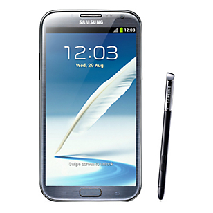Smartphone Galaxy Note II Claro