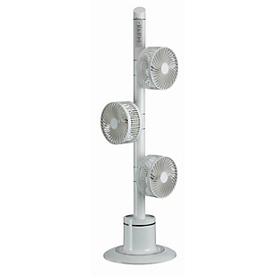 Ventilador Pedestal Trío 42P DC