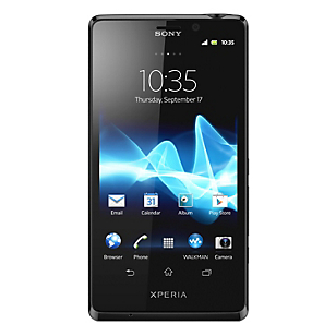 Smartphone Xperia T Entel