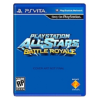 All Stars Battle Royale PSV