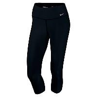Calza de Entrenamiento Tight Poly Negro