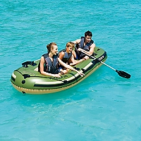 Bote Inflable Voyager 500 Premium