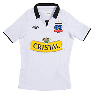 Replica Camiseta Colo Colo Junior 2014