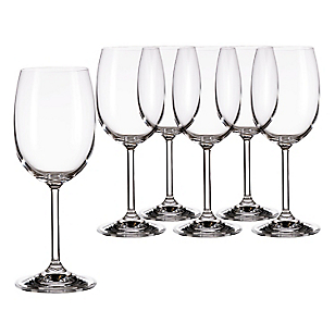 Set 6 Copas Gala Vino Blanco