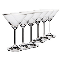 Set 6 Copas Gala Martini