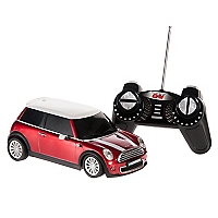Mini Cooper 1:18 Radio Controlado