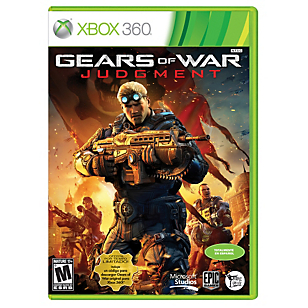 Juego Xbox 360 Gears of War Judgment