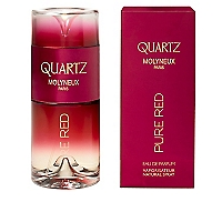 Quartz Red EDP 30 ML Edici�n Limitada