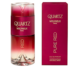 Quartz Red EDP 30 ML Edición Limitada
