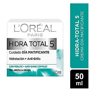 Crema humectante Hidra Total 5