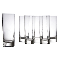 Set 6 Vasos Super Sham Alto 355 ml