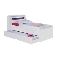 Cama Nido 1 Plaza Aplicaciones Intercambiables Teen Bibox