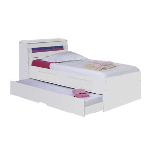 Cama nido 1 plaza aplicaciones intercambiables teen bibox for Camas baratas 1 plaza