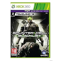 Tom Clancy Splinter Cel Bklist Xbox 360