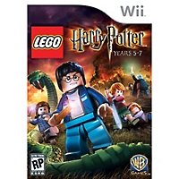 Lego Harry Potter Silver Pack Wii