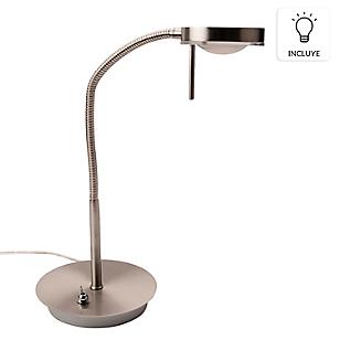 Lámpara Sobremesa Flexible Paragon