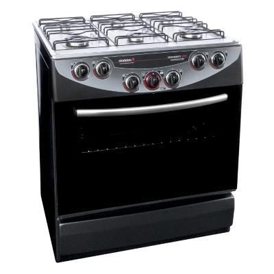 Cocina 6 Quemadores CH-9850 NEG