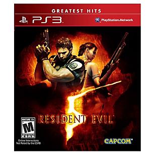 Resident Evil 5 GH PS3