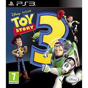 Disney Pixar Toy Story 3 PS3