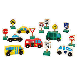 Myd Vehicles and Traffic Signs