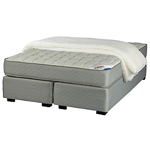 Box Spring Therapedic King BD + Plumón