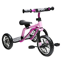 Triciclo Básico Rosado