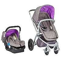 Coche Travel System Epic 3G Night Lila