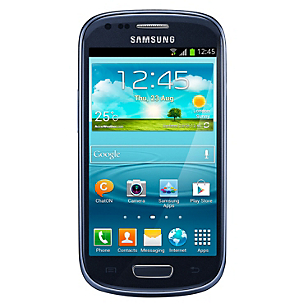 Smartphone Galaxy S III Mini I8190 Azul