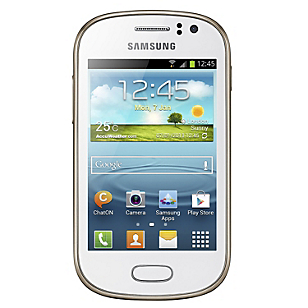 Smartphone Galaxy Fame-S6810 Blanco Liberado
