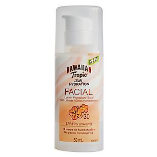 Protector Solar Silk Face SPF30 50ml
