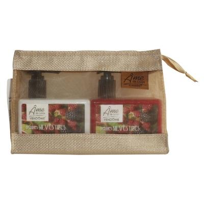 Cosmetiquero Ame Crema Corporal + Jabón