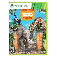 Juego Xbox 360 Zoo Tycoon
