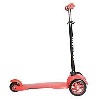 Scooter de 3 Ruedas Rojo