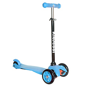 Scooter de 3 Ruedas Azul