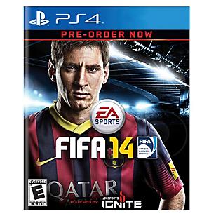 Fifa 14 PS4