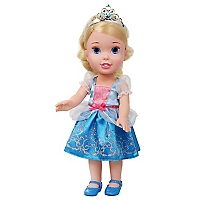 Muñeca First Toddler Azul
